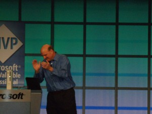 2009 MVP Global Summit - Steve Ballmer